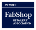 Member of the FabShop Retailers' Association Logo