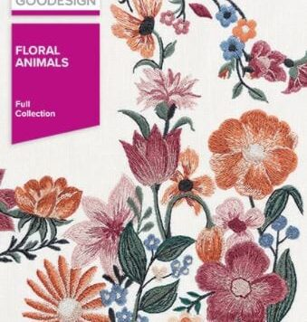 Floral Animals F
