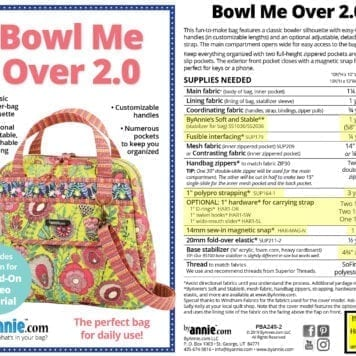 byannie Bowl Me Over 2.0 Label